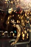 Iron Man - Garage by fernandogoni