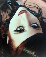 Ariellah portrait by ultraseven81