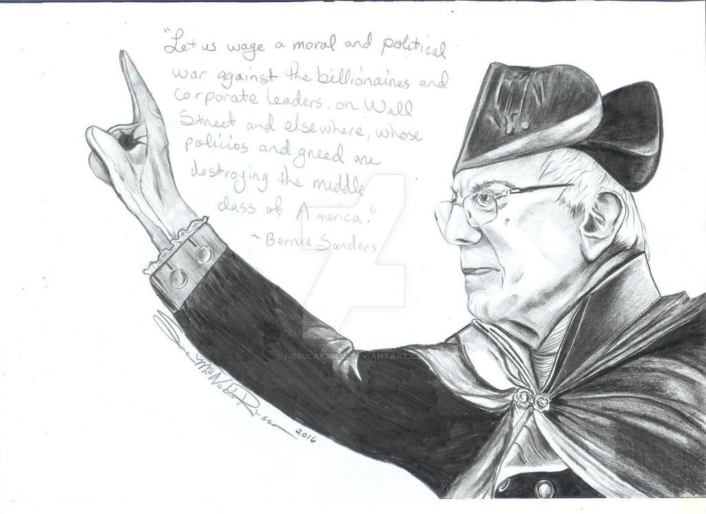 Bernie Sanders Wallpaper Download: Bernie Sanders By Nebulae3sma On DeviantArt