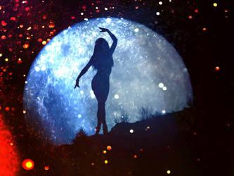 moon dance by animaocean
