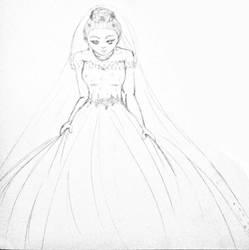 Looking Bridal by minimerc