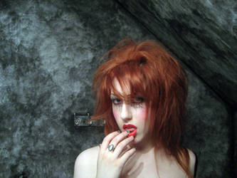 Crackle Doll 19 by Love-n-mascara-STOCK
