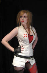 Hard Nurse 2 by Love-n-mascara-STOCK
