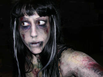Zombie 2 by Love-n-mascara-STOCK