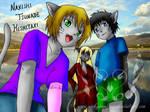 Sakima Brothers by NickyRamfigue