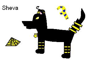 Sheva The Godes by Amberstar911