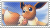 Pkmn Eevee Stamp by vanilla-dog