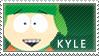 SP Kyle Stamp by vanilla-dog