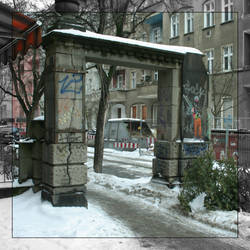 Winter Portal by czarp