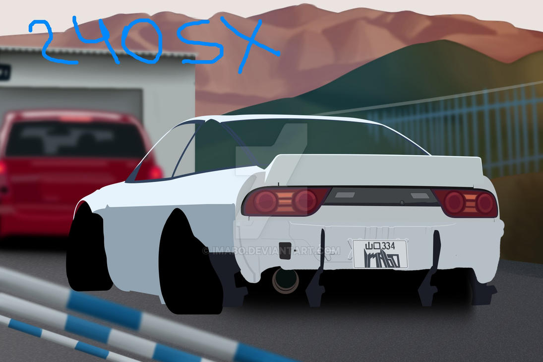240SX (wip) by IMABO