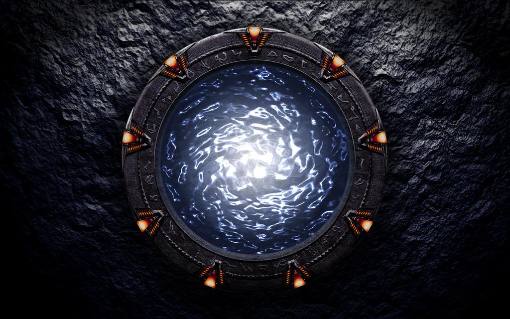 Stargate by oo7genie