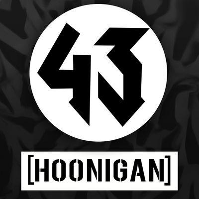 Hoonigan customizable logo template by ninjdma on deviantart - Hoonigan logo ...