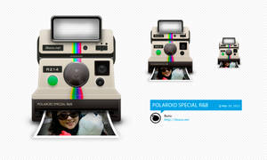 POLAROID CAMERA SPECIAL RnB by Buou