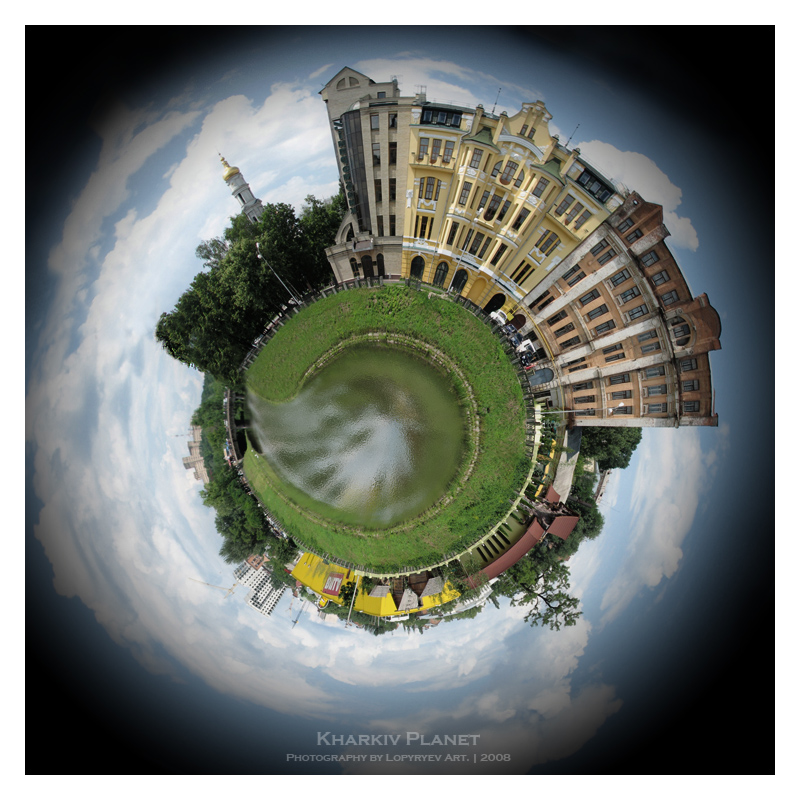 Planet Kharkiv by mudakisa