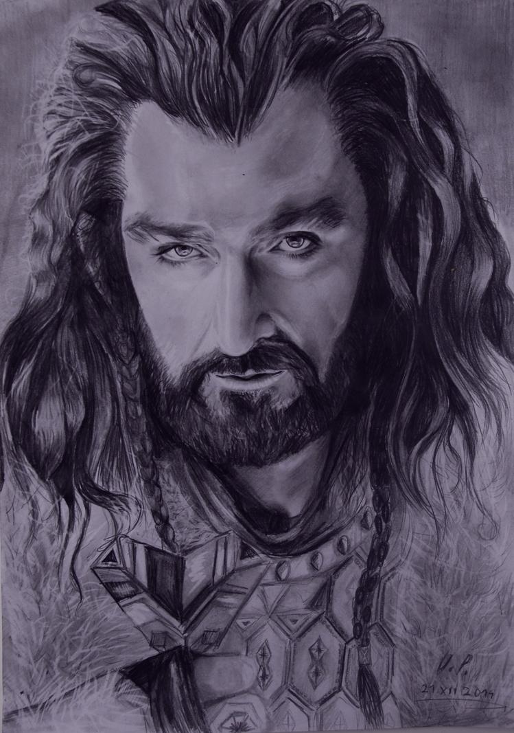 Thorin Oakenshield by MikkoChan