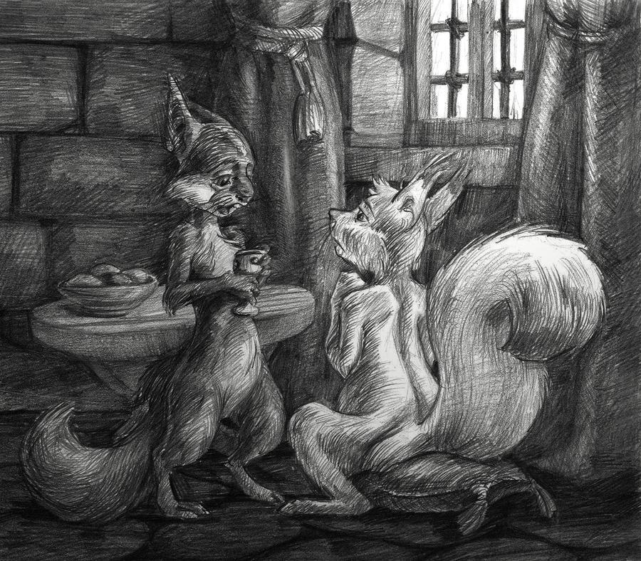 Imprisonment by DekabristMouse