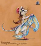 Dansing mouse