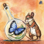 The Curious mouse