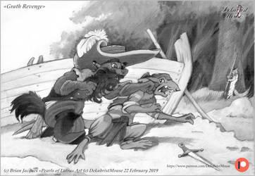 Grath revenge by DekabristMouse