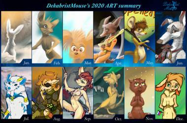 summary 2020 Dekabrist