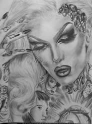 Jeffree Star by RellekArt