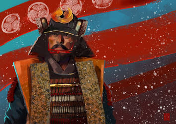 Samurai spirit 02 by IttoOgamy