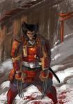 Wolverine Samurai A