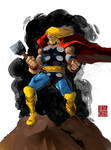 Thor...color