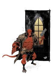...Hellboy