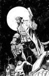 Another Hellboy commission