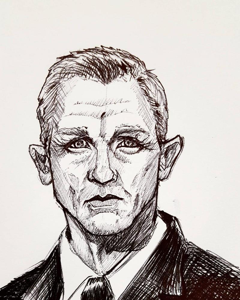 Bond. James Bond. by Knullwes