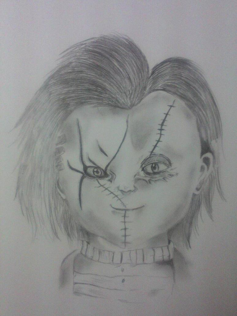 Chucky by sheikhrune98
