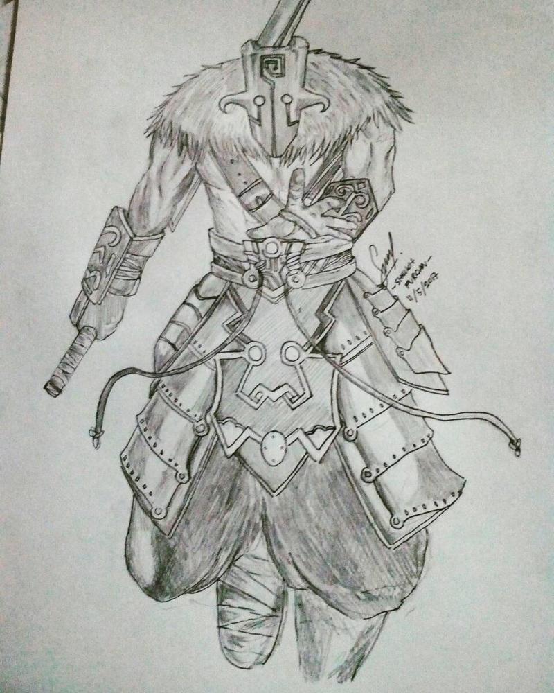 Juggernaut by sheikhrune98