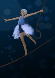 Tightrope by warrior-princess46