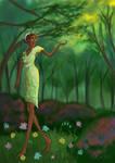 Persephone by warrior-princess46