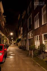 Amsterdam by night V by Awarnach