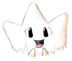 Day 40: Draw Your Favorite Baby Pokemon