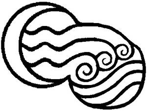 Water Tribe Symbols Combined
