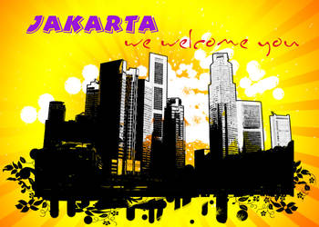 welcome jakarta by yearry