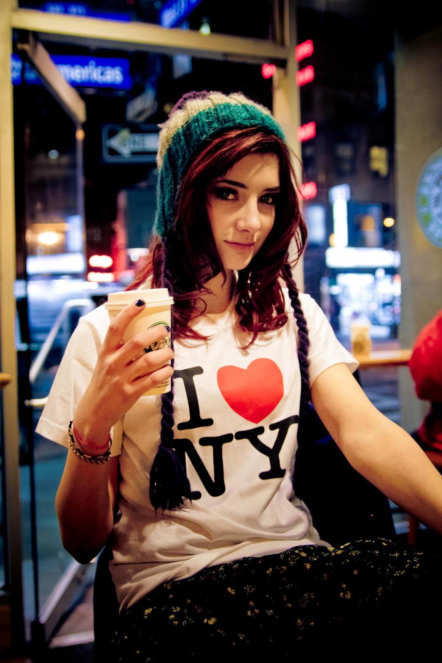 I heart NY by SusanCoffey