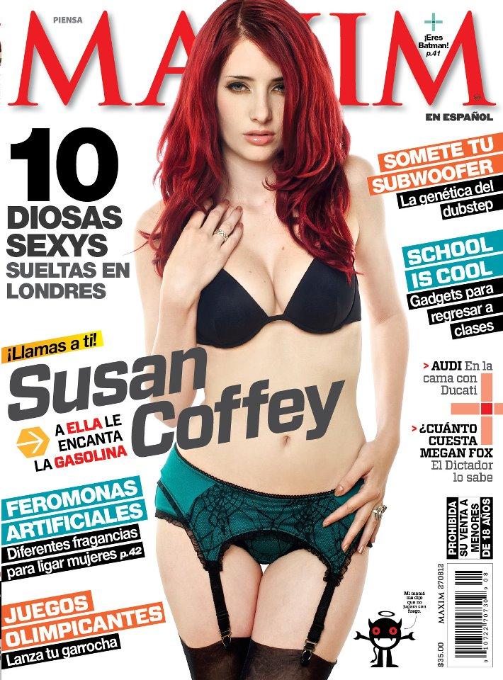 Maxim en Espanol by SusanCoffey