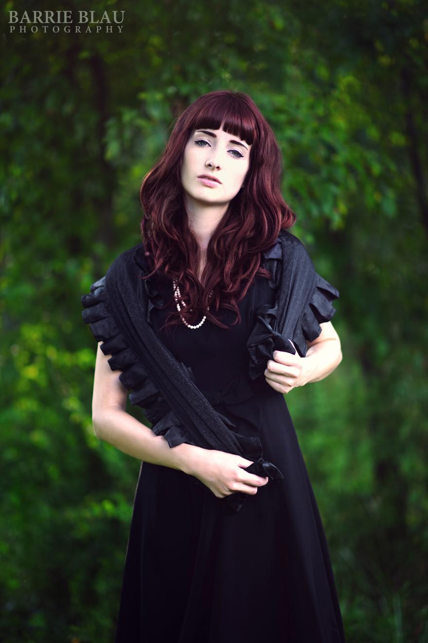 Vintage Black by SusanCoffey