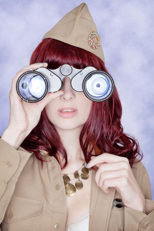 Binocular by SusanCoffey