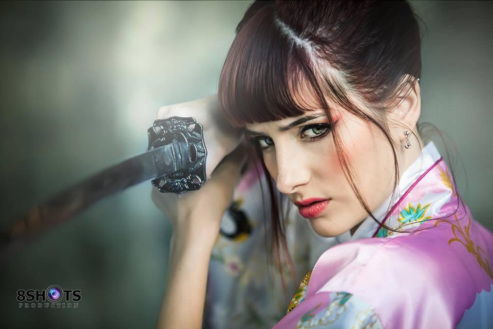 Samurai by SusanCoffey