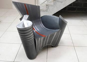Metal Chair 1b by globalmetalart
