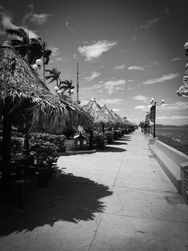 Managua Series VII by Xtanley