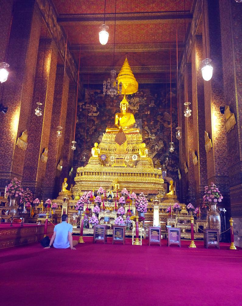 Phra Ubosot I by Xtanley