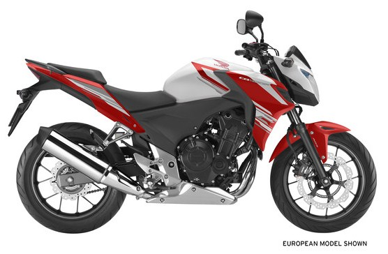 2015 honda cb500f demo al lamb 39 s dallas honda by for Al lamb honda
