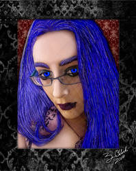Emily Valrite Portrait 2 by GothicPrincess1974