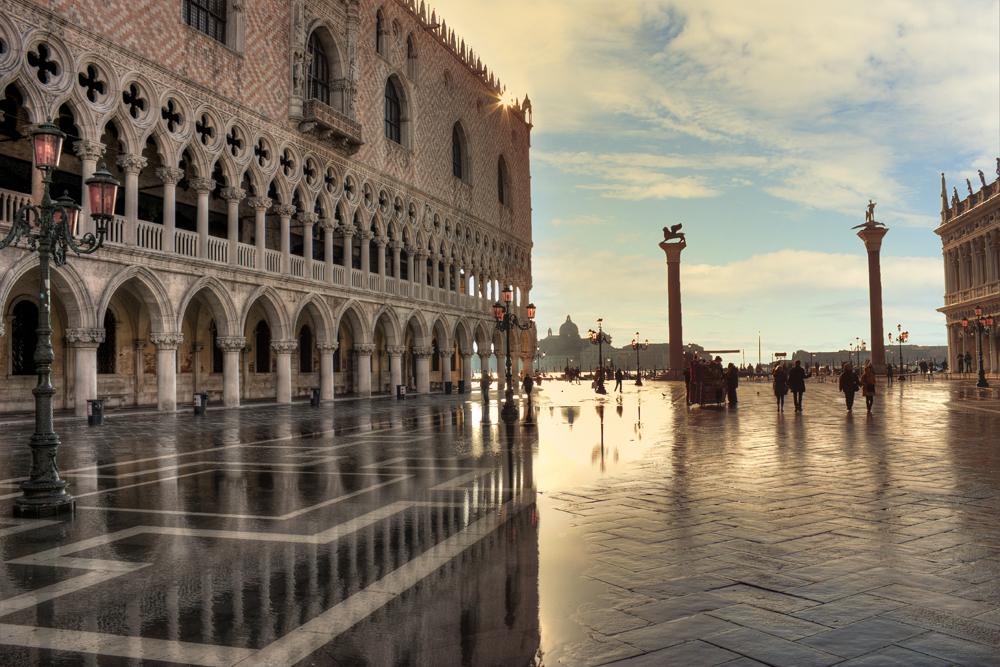 San Marco Square by piximi